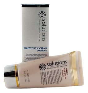 EI Solutions Biotherapy For Skincare Perfect Base Cream - Medium - BB-Cream - Foundation - 70 g
