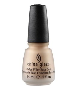 China Glaze Ridge Filler Base Coat - 81005 - Nail Treatment - Nagellak - 14 ml