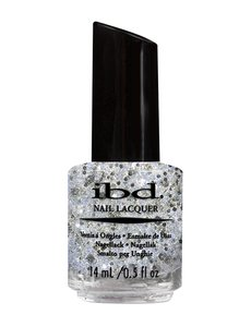 Ibd Nail Lacquer - 57071 - Mystical Muse - Transparant - Glitter - Nagellak - 14 ml