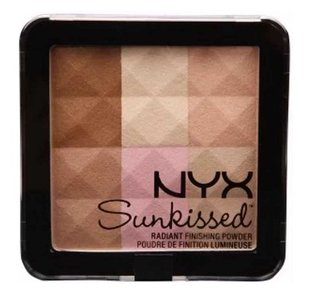NYX Radiant Finishing Powder - 02 Sunkissed