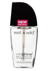 Wet n Wild Wild Shine Nail Color - 450B Clear Nail Protector