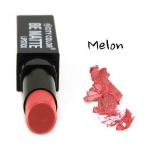City Color Be Matte Lipstick - M1 Melon