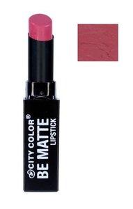 City Color Be Matte Lipstick - M3 Mauve