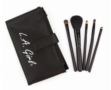 L.A. Girl Essential Makeup Brush Set