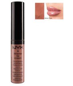 NYX Xtreme Shine Lip Cream Liquid Lipstick - XLC04 Buttery Nude