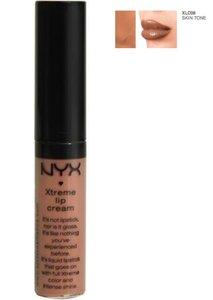 NYX Xtreme Shine Lip Cream Liquid Lipstick - XLC08 Skin Tone