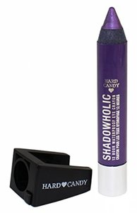 Hard Candy Shadowholic 12HR Waterproof Eye Crayon - Includes sharpener - 562 Purple Rain