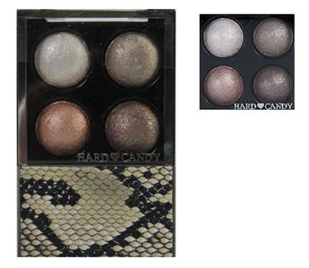Hard Candy Mod Quad Baked Eye Shadow - 719 Brownie Points
