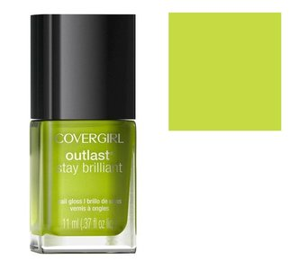 CoverGirl Outlast Stay Brilliant Nail Gloss - 97 Nuclear