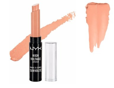 NYX High Voltage Lipstick - HVLS15 Tan-Gerine