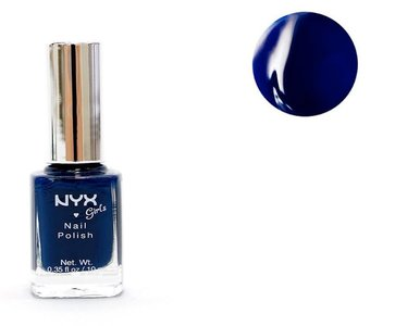 NYX Girls Nail Polish - NGP227 Blue Ink