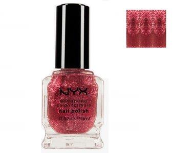 NYX Girls Nail Polish - NGP248 Pink Sapphire