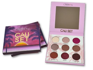 Beauty Creations Cali Set Eyeshadow Palette