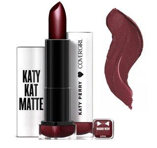 Covergirl Katy Kat Matte Lipstick - KP09 Maroon Meow