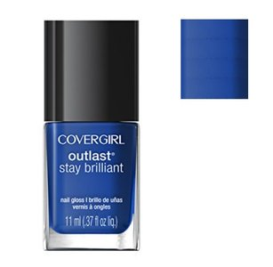 CoverGirl Outlast Stay Brilliant Nail Gloss - 101 Mutant