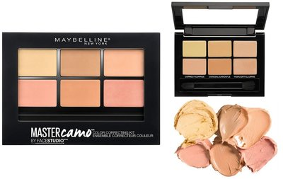 Maybelline Master Camo Color Correcting Kit - Concealer Palette - 200 Medium