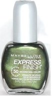 Maybelline Express Finish 50 Second Nail Color 609	Glad to be Green